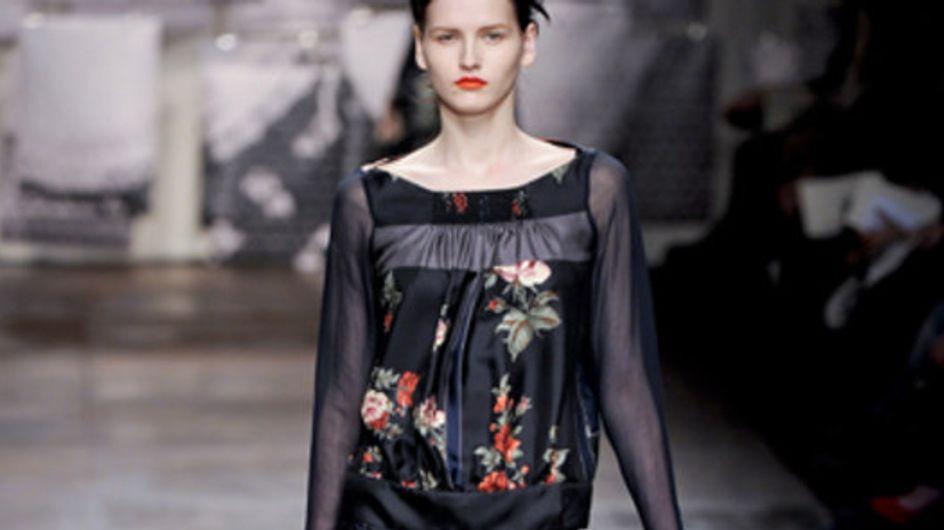 Antonio Marras: Milano Moda Donna Herbst/Winter 2011/12