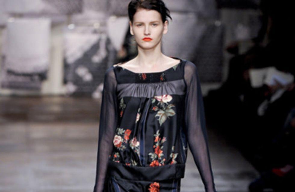 Sfilata Antonio Marras - Milano Moda Donna A/I 2011