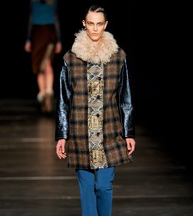 Etro - Milán Fashion Week otoño invierno 2011-2012