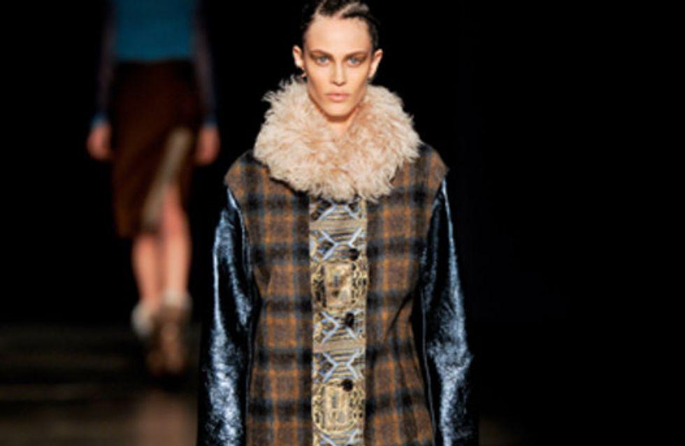 Etro: Milano Moda Donna Herbst/Winter 2011/12