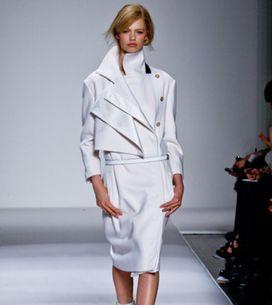 Gianfranco Ferrè - Milán Fashion Week otoño invierno 2011-2012