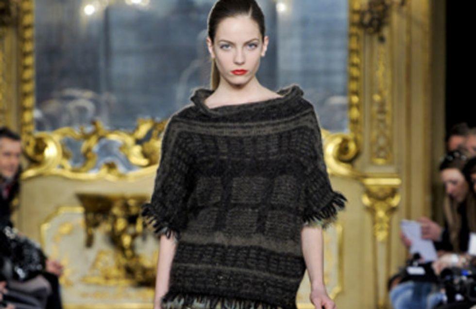 Massimo Rebecchi - Milán Fashion Week otoño invierno 2011-2012
