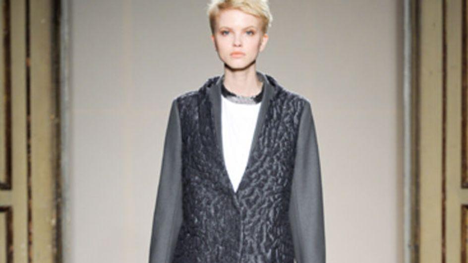Gabriele Colangelo: Milano Moda Donna Herbst/Winter 2011/12