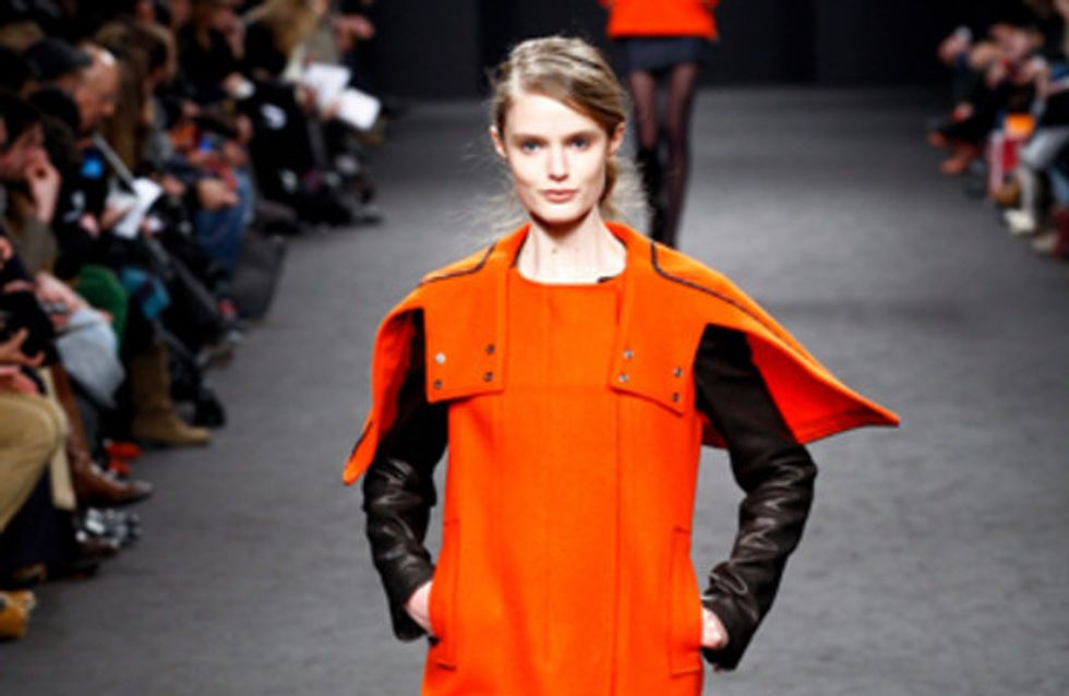 C'N'C Costume National: Milano Moda Donna Herbst/Winter 2011/12