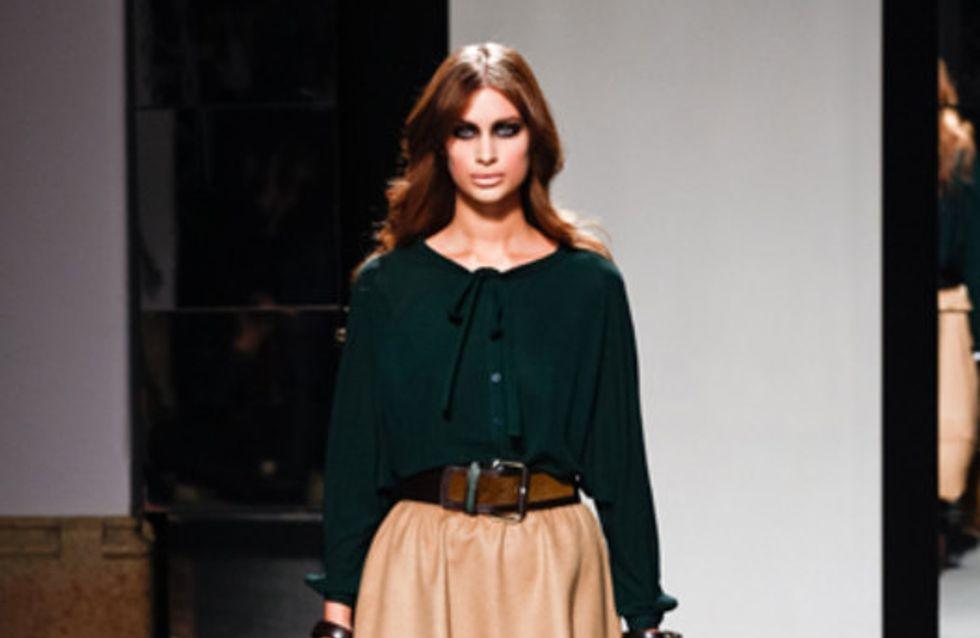 Aigner: Milano Moda Donna Herbst/Winter 2011/12