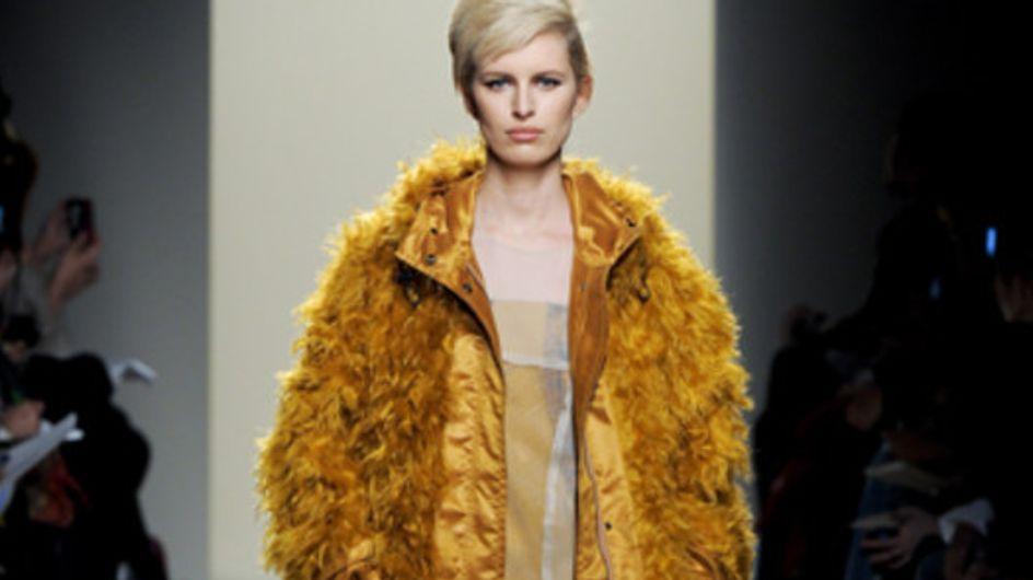 Bottega Veneta: Milano Moda Donna Herbst/Winter 2011/12