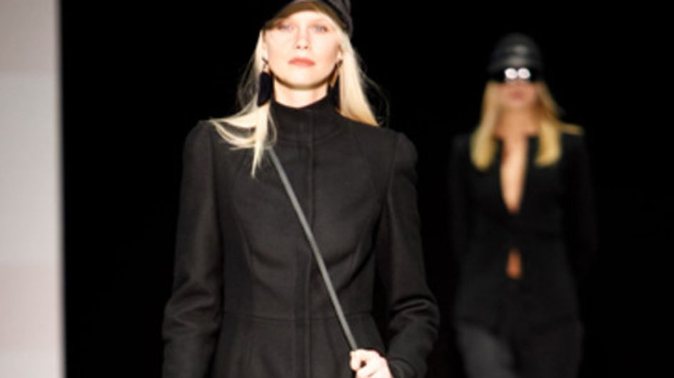 Emporio Armani - Milán Fashion Week otoño invierno 2011-2012