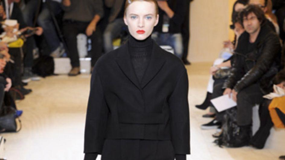 Jil Sander - Milán Fashion Week otoño invierno 2011-2012