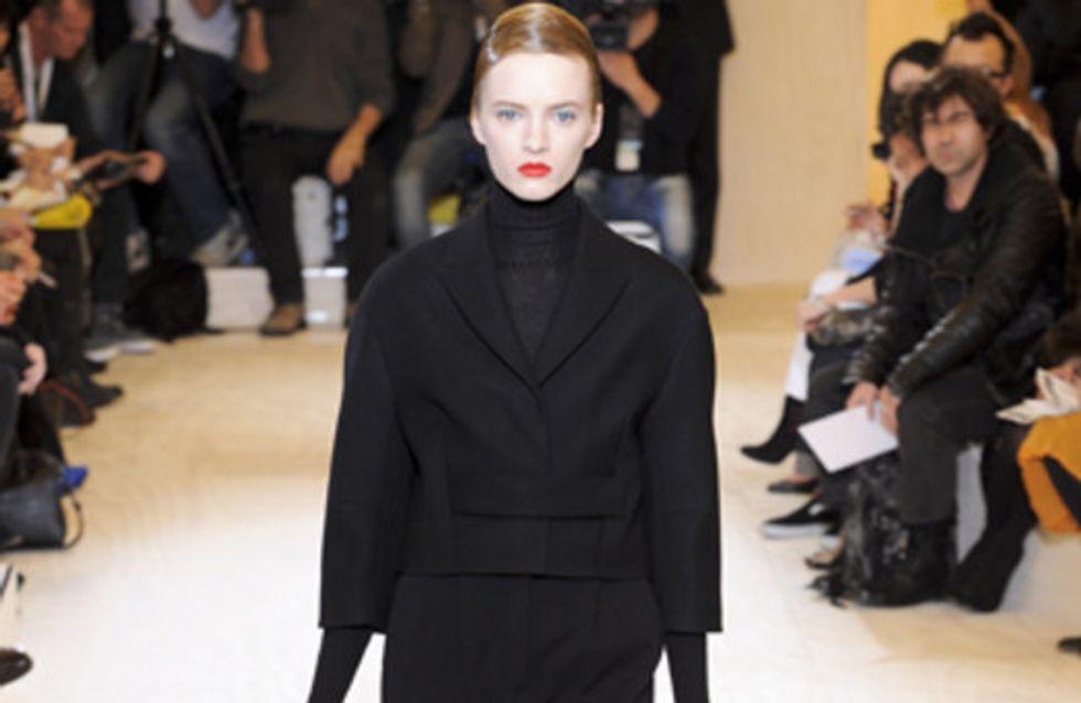 Sfilata Jil Sander - Milano Moda Donna A/I 2011