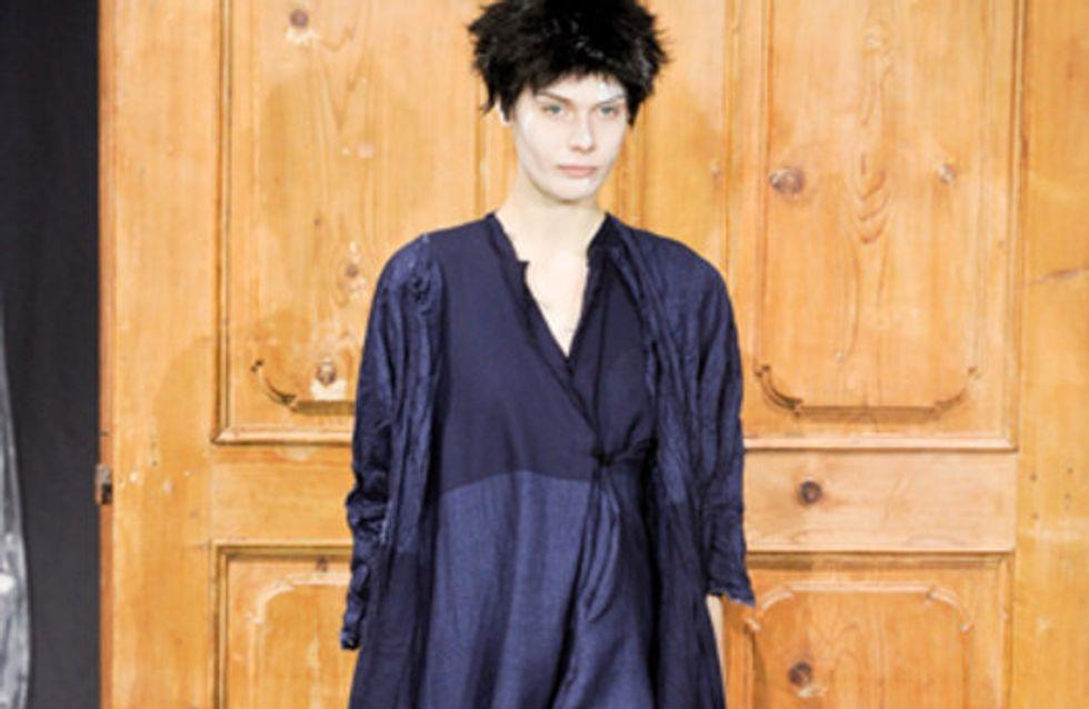 Daniela Gregis - Milán Fashion Week otoño invierno 2011-2012