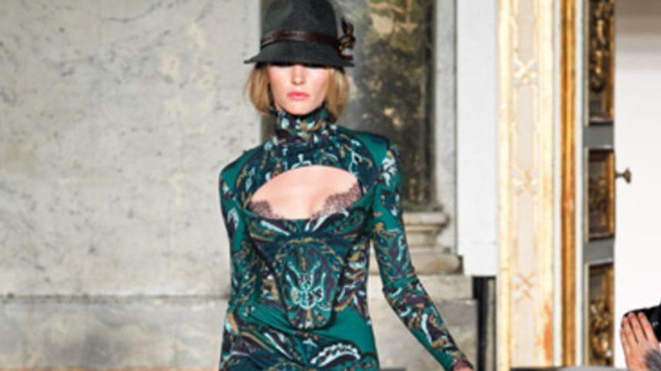 Emilio Pucci: Milano Moda Donna Herbst/Winter 2011/12