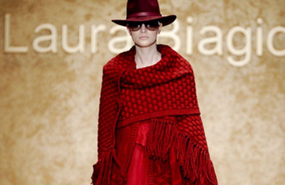 Sfilata Laura Biagiotti - Milano Moda Donna A/I 2011