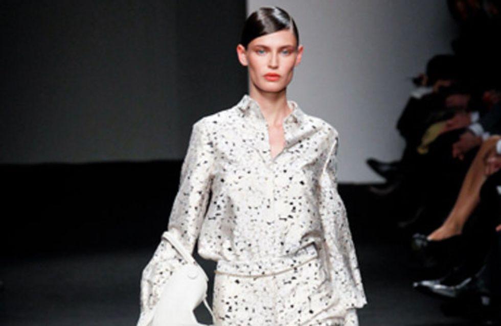 Brioni: Milano Moda Donna Herbst/Winter 2011/12