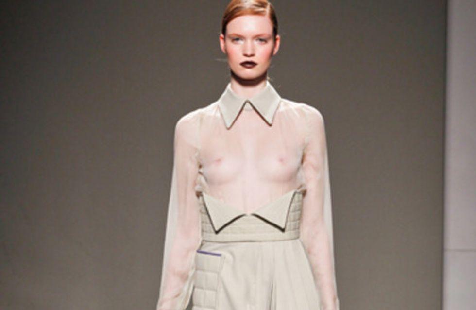 Gaetano Navarra: Milano Moda Donna Herbst/Winter 2011/12