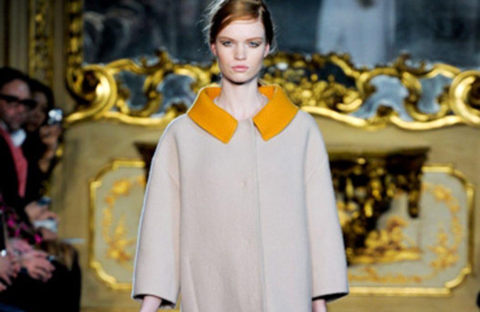 Aquilano.Rimondi: Milano Moda Donna Herbst/Winter 2011/12