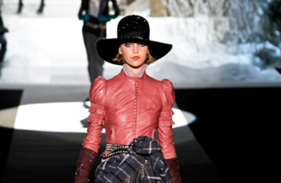 DSquared2 | Milan Fashion Week a/w 2011