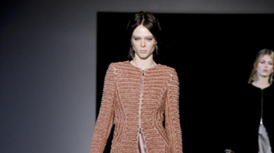 Giorgio Armani - Milán Fashion Week otoño invierno 2011-2012