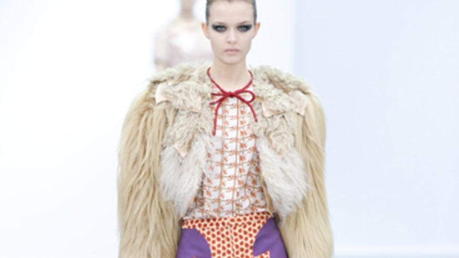 Just Cavalli: Milano Moda Donna Herbst/Winter 2011/12