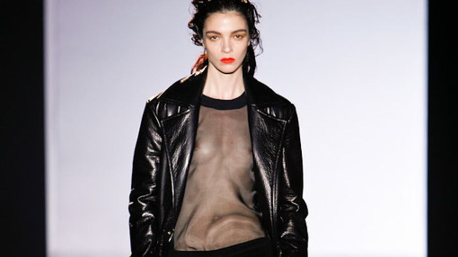 Hakaan - París Fashion Week otoño invierno 2011- 2012