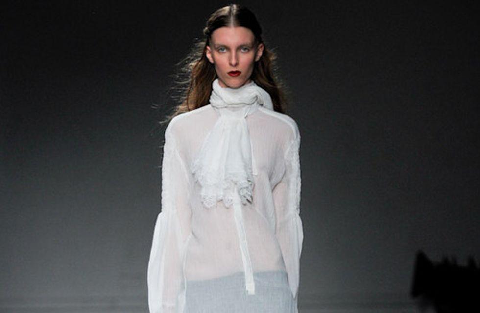 Nicolas Andreas Taralis: Fashion Week Paris Prêt-à-Porter HW 2011