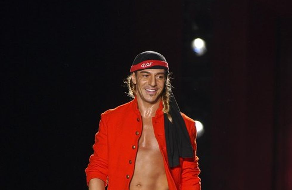 John Galliano's most outlandish looks