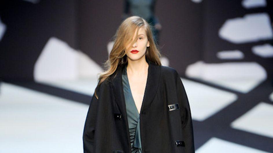 Guy Laroche Paris Fashion Week a/w catwalk photos 2011