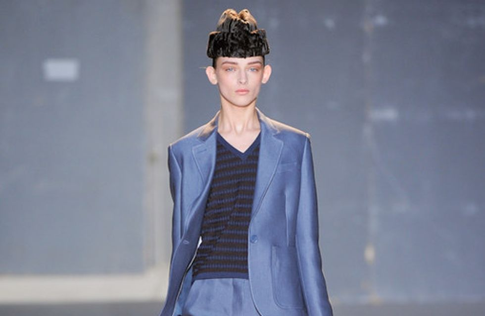 Rochas: Fashion Week Paris Prêt-à-Porter HW 2011