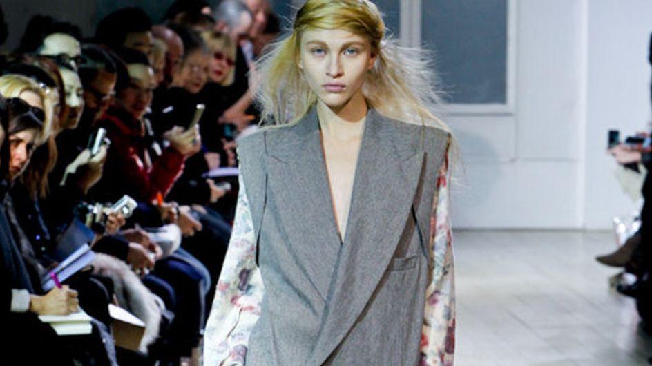 Limi Feu Paris Fashion Week a/w catwalk photos 2011