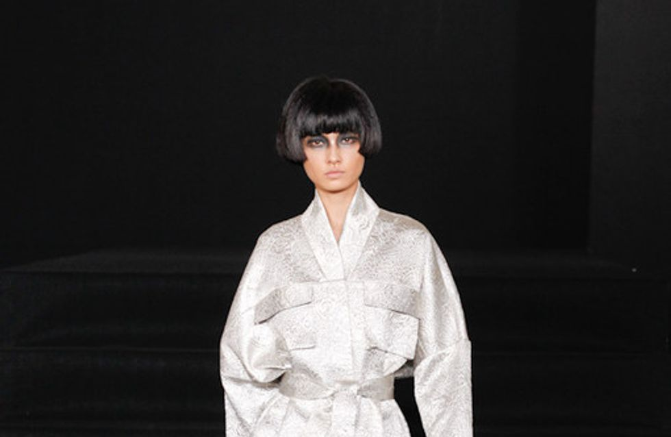 Devastee Paris Fashion Week a/w catwalk photos 2011