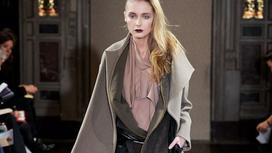 Anne-Valérie Hash, sensuel hiver