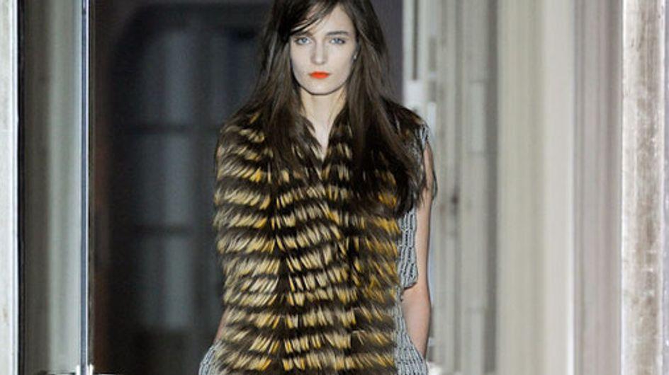 Rue Du Mail Paris Fashion Week a/w catwalk photos 2011
