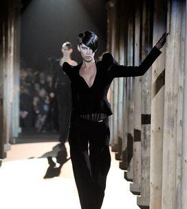 Thierry Mugler - París Fashion Week otoño invierno 2011- 2012