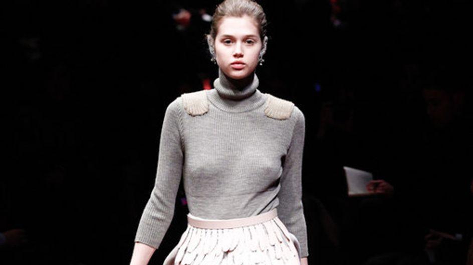 Undercover - París Fashion Week otoño invierno 2011- 2012
