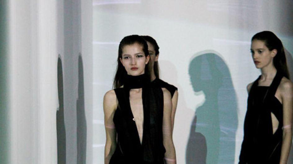 Anthony Vacarello - París Fashion Week otoño invierno 2011- 2012