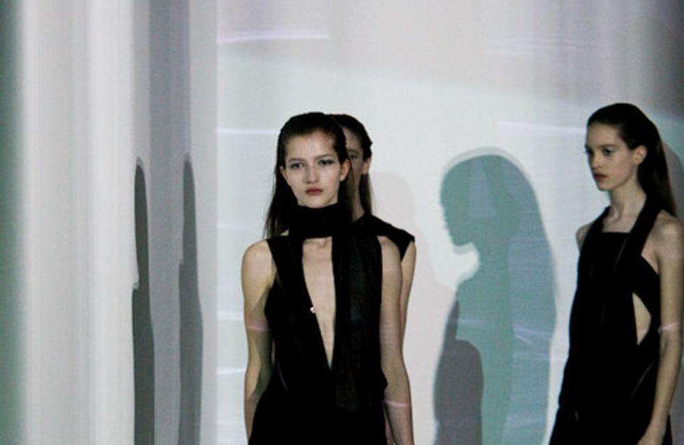 Anthony Vacarello: Fashion Week Paris Prêt-à-Porter HW 2011