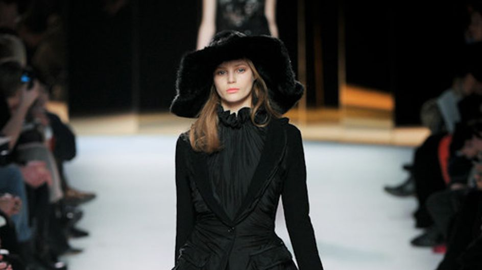Nina Ricci Paris Fashion Week a/w catwalk photos 2011