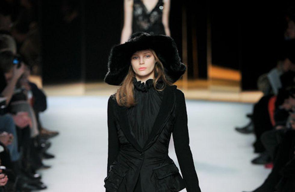 Nina Ricci auf der Fashion Week Paris HW 2011/12