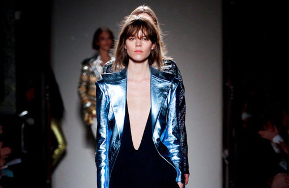 Balmain - París Fashion Week otoño invierno 2011- 2012