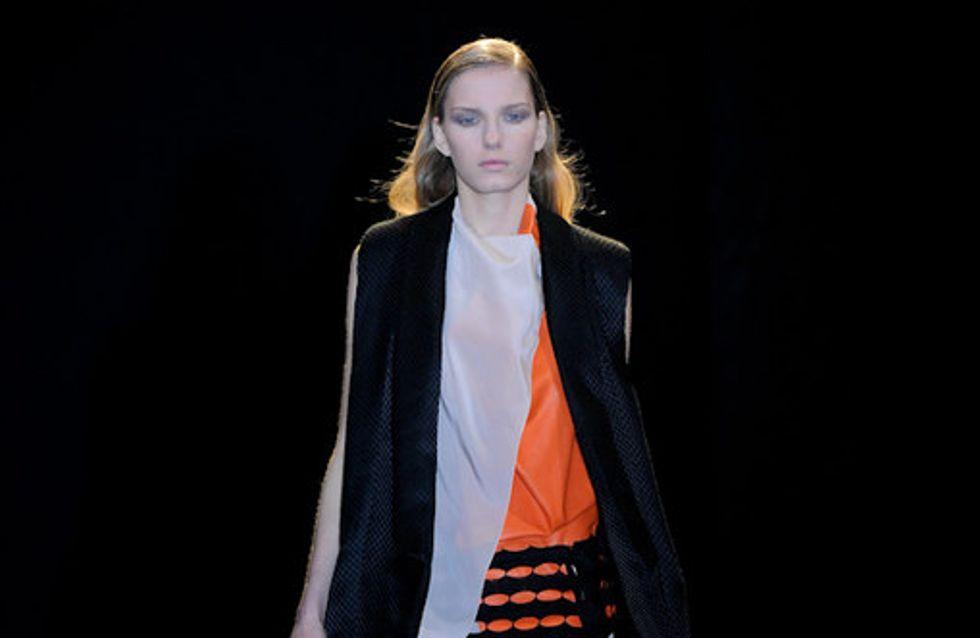 Sharon Wauchob: Fashion Week Paris Prêt-à-Porter HW 2011