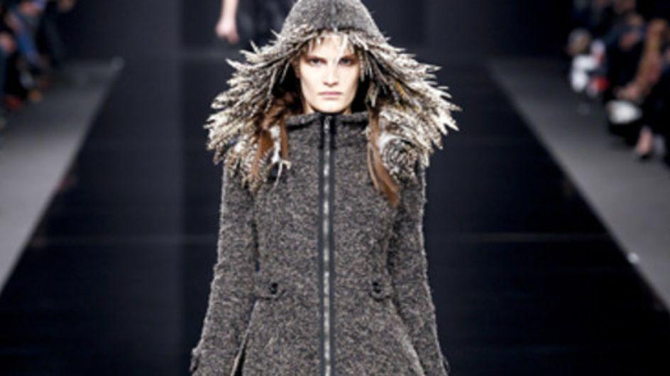 Sfilata Byblos - Milano Moda Donna A/I 2011