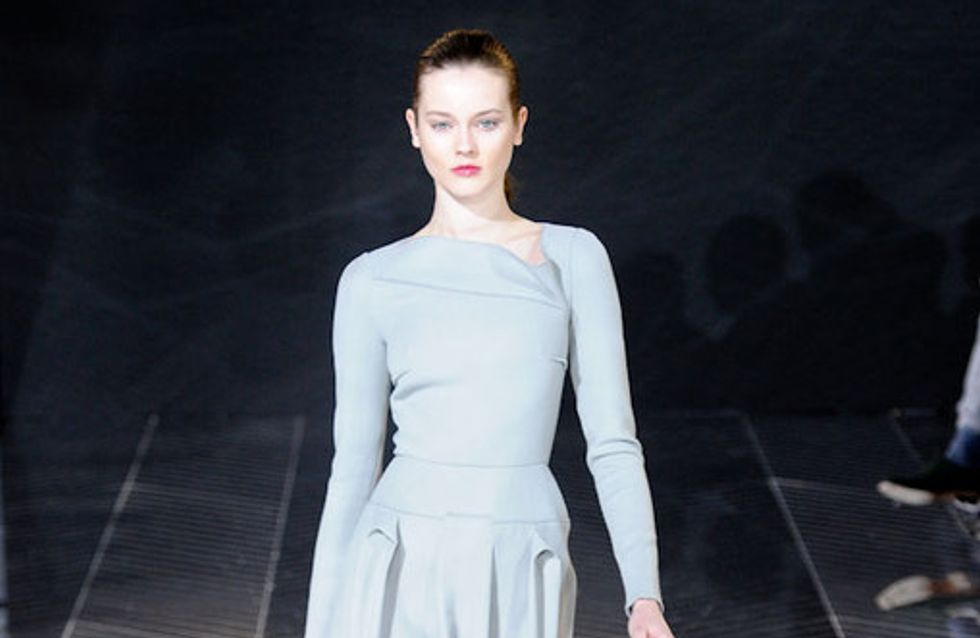 Roland Mouret, hiver glamour