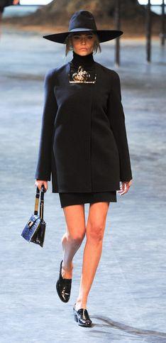 Lanvin, leçon de mode