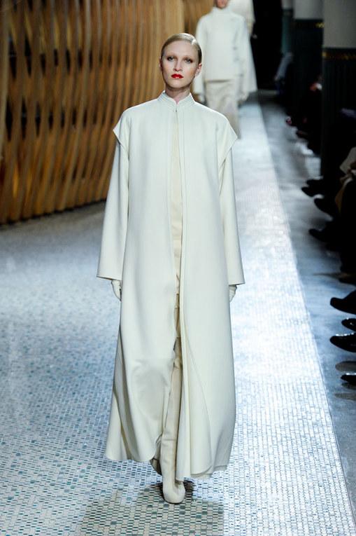 Défilé Hermès Prêt-à-Porter automne hiver 2011-2012