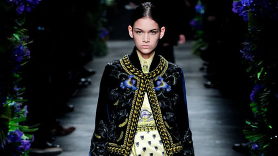 Givenchy Paris Fashion Week a/w catwalk photos 2011