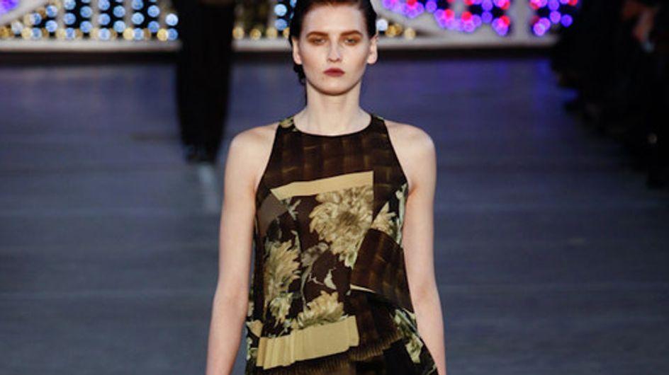 Kenzo: Fashion Week Paris Prêt-à-Porter HW 2011
