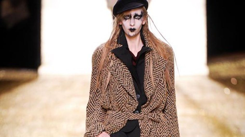 Vivienne Westwood Paris Fashion Week a/w catwalk photos 2011