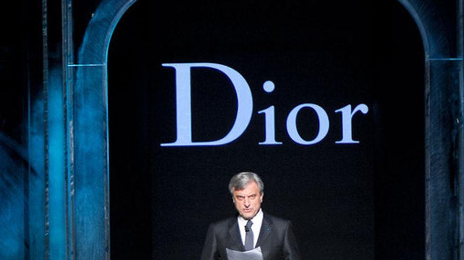 Dior Paris Fashion Week a/w catwalk photos 2011