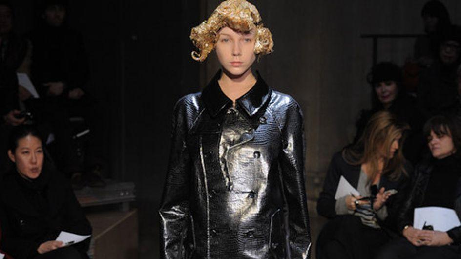 Comme Des Garçons Paris Fashion Week a/w catwalk photos 2011