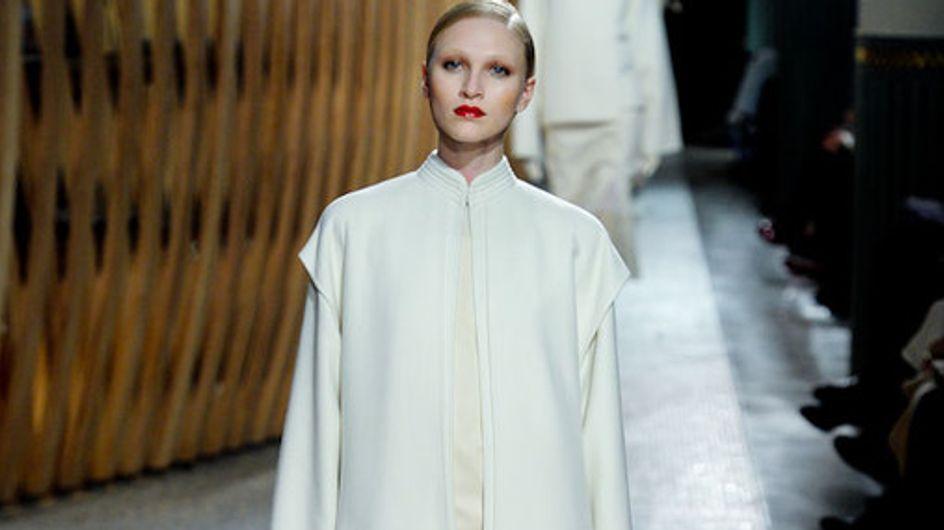 Hermès Paris Fashion Week a/w catwalk photos 2011