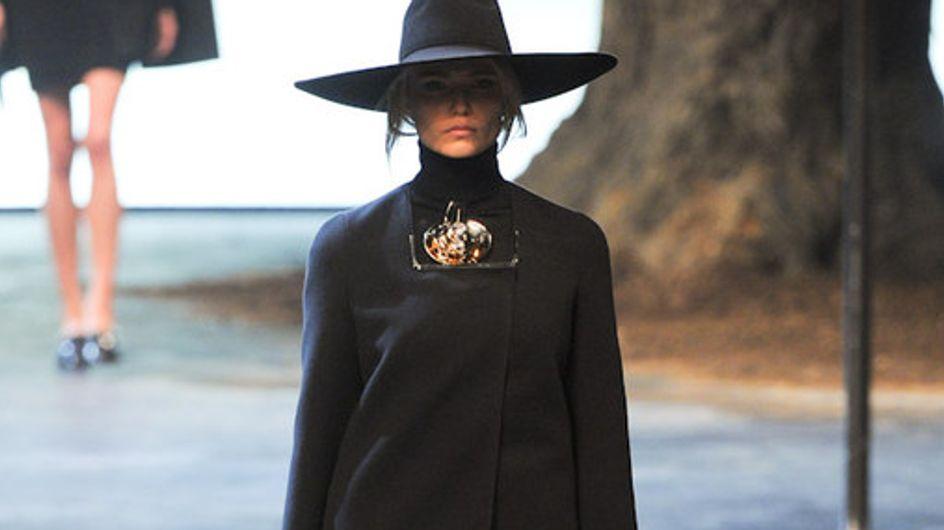 Lanvin: Fashion Week Paris Prêt-à-Porter HW 2011
